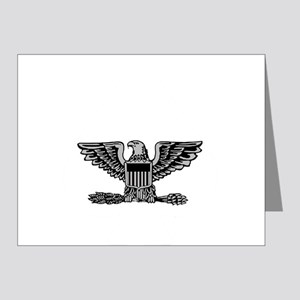 Army-506th-PIR-Col-Spade Note Cards