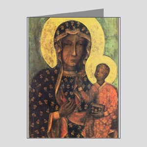 Our Lady of Czestochowa Note Cards (Pk of 20)