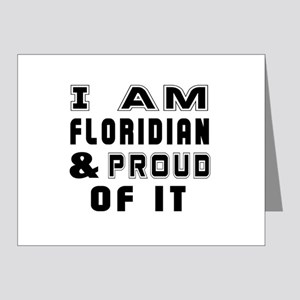 I Am Floridian Note Cards (Pk of 20)