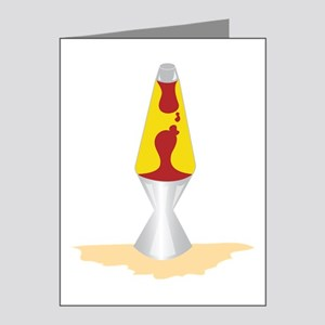 Lava Lamp Note Cards (Pk of 20)