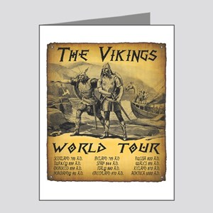 Viking World Tour Note Cards (Pk of 20)