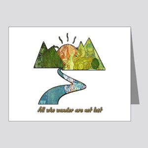 Wander Note Cards