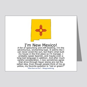 New Mexico Note Cards (Pk of 20)