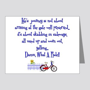 Scott Designs Note Cards (Pk of 20)
