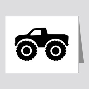 Monster truck Note Cards (Pk of 20)