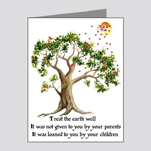 Kenyan Nature Proverb Note Cards (Pk of 20)
