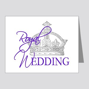 Royal Wedding London England Note Cards (Pk of 20)