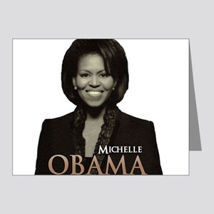 Michelle Obama Note Cards (Pk of 20)