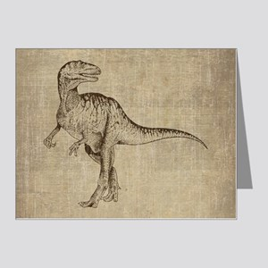 Vintage Tyrannosaurus Note Cards (Pk of 20)