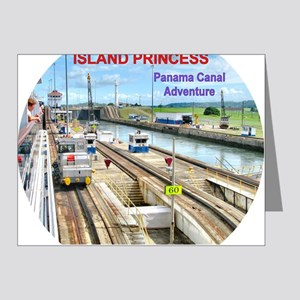 Island Princess  2011 - Pana Note Cards (Pk of 20)
