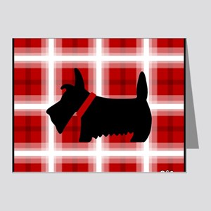 Scottie Red White copy Note Cards (Pk of 20)