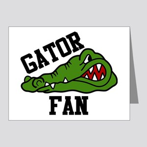 Gator Fan Note Cards (Pk of 20)