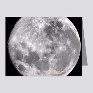 Full Moon Note Cards (Pk of 20)
