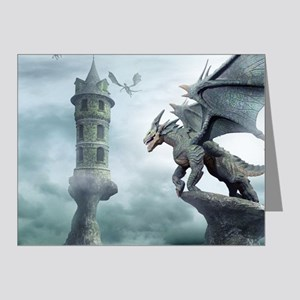 Tower Dragons Note Cards (Pk of 20)