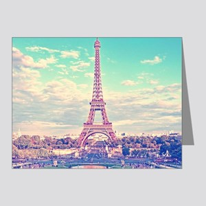 Eiffel Tower Note Cards