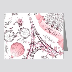 Paris Note Cards (Pk of 20)