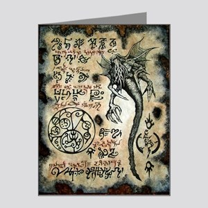 Spawn of Cthulhu Note Cards (Pk of 20)