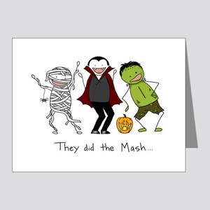 Monster Mash - Note Cards (Pk of 20)