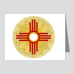 SUNBURST ZIA Note Cards