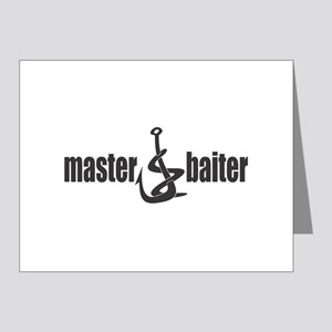 Master Baiter Note Cards (Pk of 20)