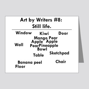 Still Life Note Cards (Pk of 20)