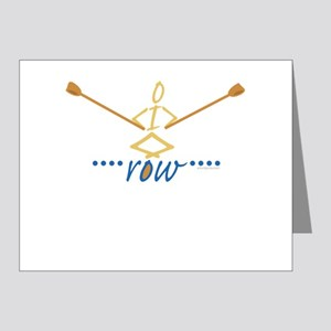Rowing Note Cards (Pk of 20)