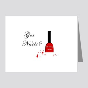 Got Nails? Note Cards (Pk of 20)