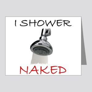 SHOWER HEAD Note Cards (Pk of 20)