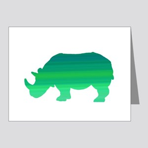 Rhino Note Cards (Pk of 20)