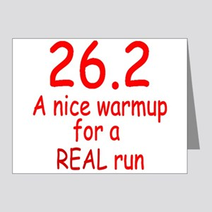 A Real Run Note Cards (Pk of 20)