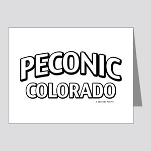 Peconic Colorado Note Cards (Pk of 20)