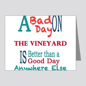 The Vineyard Note Cards (Pk of 20)