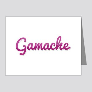 Gamache Note Cards