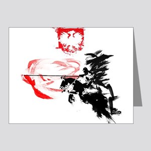 Polish Hussar Note Cards