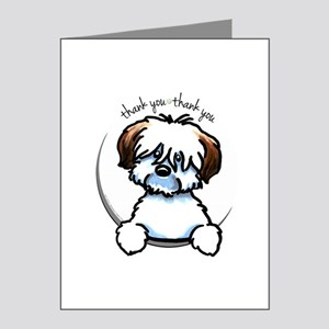 Cute Coton Thank You Note Cards (Pk of 20)