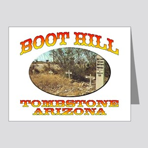 boothill Note Cards (Pk of 20)