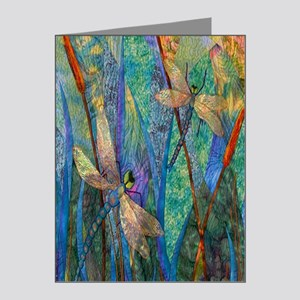 DRAGONFLIES Note Cards (Pk of 20)