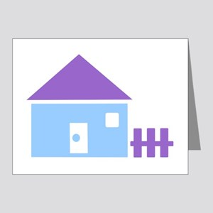 House - Real Estate Note Cards (Pk of 20)