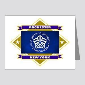 Rochester diamond Note Cards (Pk of 20)