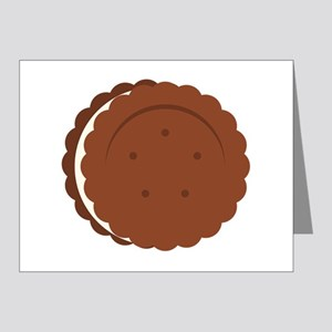 Oreo Cookie Note Cards