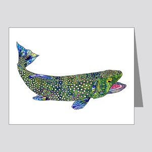 Wild Trout Note Cards (Pk of 20)
