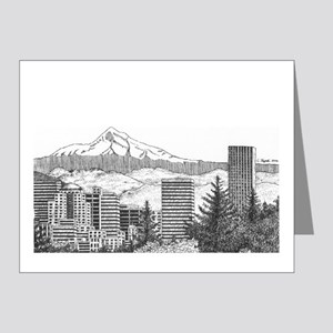 Portland/Mt. Hood Note Cards (Pk of 20)