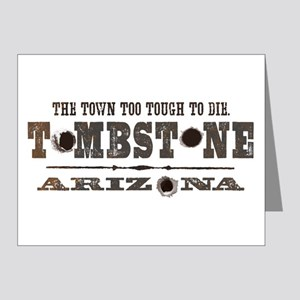 Tombstone Note Cards (Pk of 20)