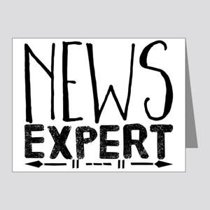 News Expert Note Cards