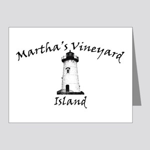 Edgartown Lighthouse Note Cards (Pk of 20)