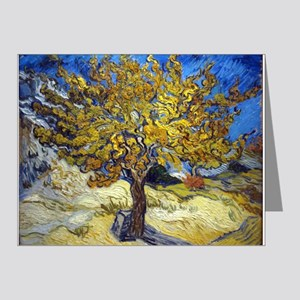 Van Gogh Mulberry Tree Note Cards