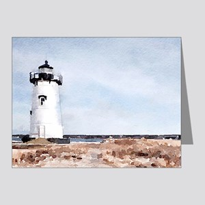 Edgartown Lighthouse Note Cards