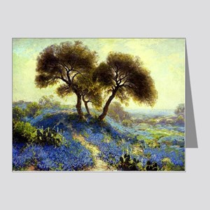 A Spring Morning, painting b Note Cards (Pk of 20)