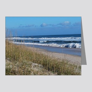 Beachfront Beauty Note Cards (Pk of 20)