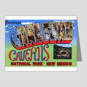 Carlsbad Caverns New Mexico Note Cards (Pk of 20)